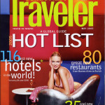 AER LOUNGE: C.N. TRAVELER TOP 100 / DAILY NEWS / NY POST / FOX / ABC / CBS / E! / BBC / (and all affiliates)